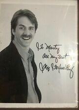 Autographed Photo Jeff Foxworthy 8 x 10