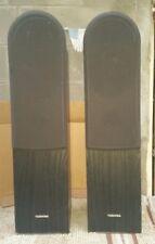 Vintage Toshiba SST6200 Speakers Used