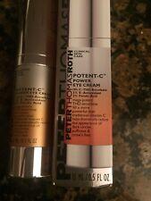 Peter Thomas Roth Potent-C Power Eye Cream NIB