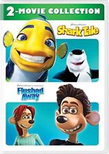 Shark Tale/Flushed Away: 2-Movie Collection [New DVD] 2 Pack