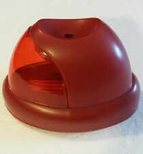 Vintage Elmers X-Acto Police Light Red Portable Battery Pencil Sharpener,