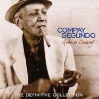 """COMPAY SEGUNDO """"GRACIAS COMPANY"""" CD NEU FOLK  BEST OF"""