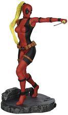 Marvel Gallery LADY DEADPOOL PVC statue~figure~Diamond Select Toys~NIB