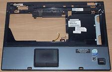 HP Compaq 6510b chassis guscio superiore poggiapolsi PALM REST TOUCH PAD impronte digitali