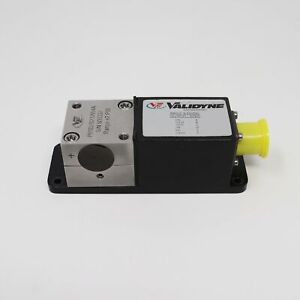 Validyne Pressure Transducer/ Sensor & Transmitter P55D2S232W4A