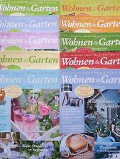 Wohnen & Garten Hefte * 11 Hefte * 4/20 bis 02/2021