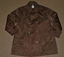 Mens Womens ? RAGAZZA Trend GERMAN European Brown COAT Jacket Size L Large