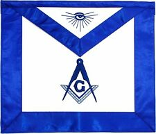 MASONIC COLLAR Blue Lodge SILK APRON  DMA-600