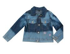 Jacke Jeansjacke Übergangsjacke Sommerjacke blau Mädchen Gr. 98,104,116,128