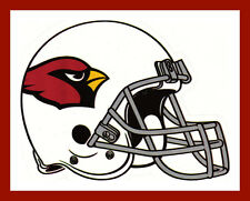 ARIZONA CARDINALS FOOTBALL NFL HELMET DECAL STICKER TEAM LOGO~BOGO 25% OFF