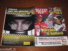 AUTOSPRINT 2004/18=RALLY VALLE D'AOSTA=JENSON BUTTON=MERCEDES CLK DTM=VW DSG=