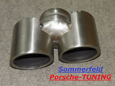 Porsche 997 S MK2 Doppelendrohr Endrohr Facelift / Tail Pipe 997.111.352.30