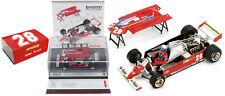 Brumm Ferrari 126CK Monaco GP 1981 - D Pironi 1/43 Scale
