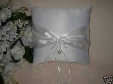 Wedding Supplies Ring Bearer Pillow Winter Snowflake
