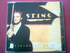 "STING - MAXI CD ""FIELDS OF GOLD"""