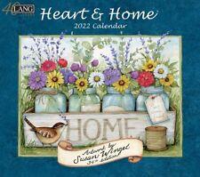 Lang Heart Amp Home 2022 Wall Calendar Artwork By Susan Winget 14 X 24 Open