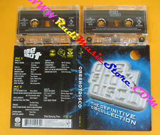 BOX 2 MC ONE SHOT DISCO compilation 1999 BONEY M VILLAGE PEOPLE STEWART no cd lp