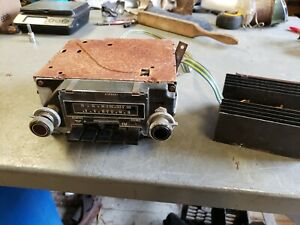 Complete AM FM Stereo 8 Track Multiplex Radio 1974 Buick Century Regal Tape