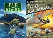 air strike 3d & fair strike new&sealed