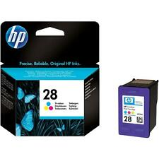Genuine HP 28 Colour ink cartridge (C8728AE) VAT included - Free postage