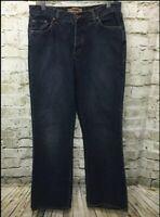 Mavi Size 32 X 34 Women's Molly Flare Low Rise Button Fly Medium Wash Jeans J32