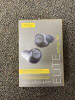 Jabra Elite Active 75t True Wireless Earbuds - Navy Blue (100-99091000-02)