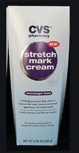 CVS Pharmacy Stretch Mark Cream 5.29 Oz New
