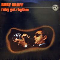 "Ruby Braff – Ruby Got Rhythm Vinyl 12"" LP BLP 30188 1978"