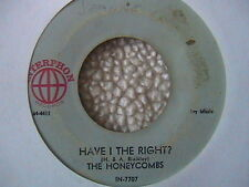 "THE HONEYCOMBS ""HAVE I THE RIGHT"" / ""PLEASE DON'T PRETEND AGAIN"" 7"" 45 1964"
