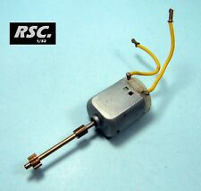 MABUCHI REPROTEC RT9 MOTOR WITH CARDAN 12 VOLTS - 1:32 SCALEXTRIC NINCO CARTRIX