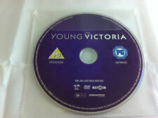The Young Victoria DVD R2 Emily Blunt Julian Glover Jim Broadbent - DISC ONLY