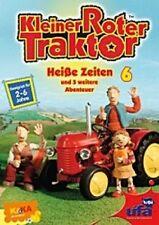 KLEINER ROTER TRAKTOR TEIL 6 HEIßE ZEITEN DVD NEUWARE