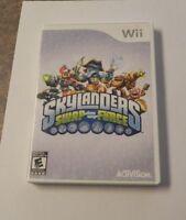 Skylanders: Swap Force (Nintendo Wii , 2013)     COMPLETE       FAST SHIPPING