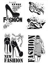 1 galería de símbolos láser Beauty fashion motocross stencil textil muro ua jittenmeier