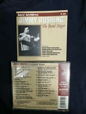 JIMMY RUSHING - THE BAND SINGER  (JAZZ ARCHIVE N  49)  CD