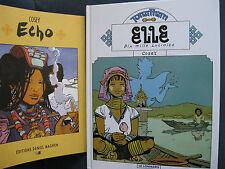 Jonathan 14 EO Elle (ou dix mille lucioles) Cosey + dossier presse Echo D Maghen
