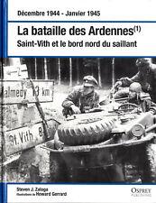 La Bataille des Ardennes (1) - Osprey - Français