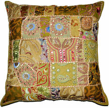 "24x24"" Brown Decorative throw Pillows for couch bed pillows Sofa Seating Cushion"
