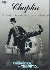 CHAPLIN- Porque Lo Mejor es Siempre Un Referente Vol. 4 - DVD, NEW