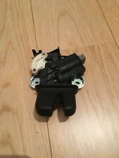 Audi A4 B7 Saloon Tailgate Trunk Lid Lock Actuator Mechanism 4F5827505D