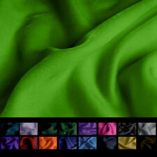 Silk Viscose Velvet fabric - Multiple Colours - 43""