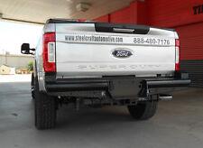 New Ranch Style Rear Bumper 17 18 Ford F250 F350 Super Duty Steel Craft HD