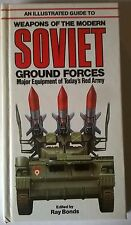 MODERN SOVIET GROUND FORCES by Ray Bonds (1981) Arco HC