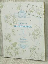 HELLO KIN IRO MOSAIC Kiniro Episode 1 Storyboard Art Illustration Book Ltd