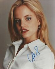 Photo signed by Mena Suvari, with Coa, 8x10, American Pie, American Beauty