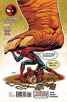 Spider-man Deadpool #1 MU MARVEL LEGACY Cover A 1ST  PRINT  MONSTERS