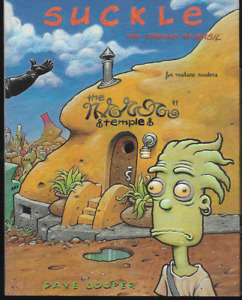 Suckle: The Status of Basil by Dave Cooper (2001 PB) Fantagraphics OOP