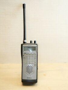 Radio Shack Pro-528 Triple Trunk 1000 Channel Handheld Scanner