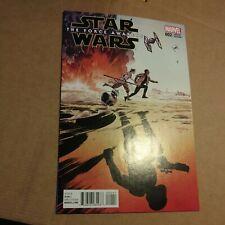 STAR WARS THE FORCE AWAKENS #2 RI 1:25 VARIANT MARVEL COMICS MOVIE ADAPTATION !!