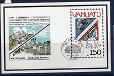 VANUATU Stamp World London 1990 Yv Bl 15 MNH **